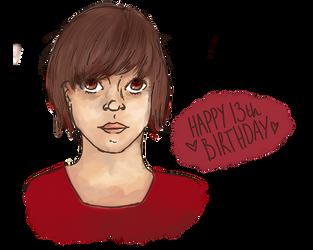 Happy Birthday Pal!