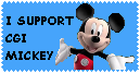 CGI Mickey stamp by Dragonrider1227