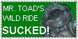 Mr. toad's Wild Ride stamp by Dragonrider1227