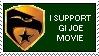 GI Joe movie stamp by Dragonrider1227