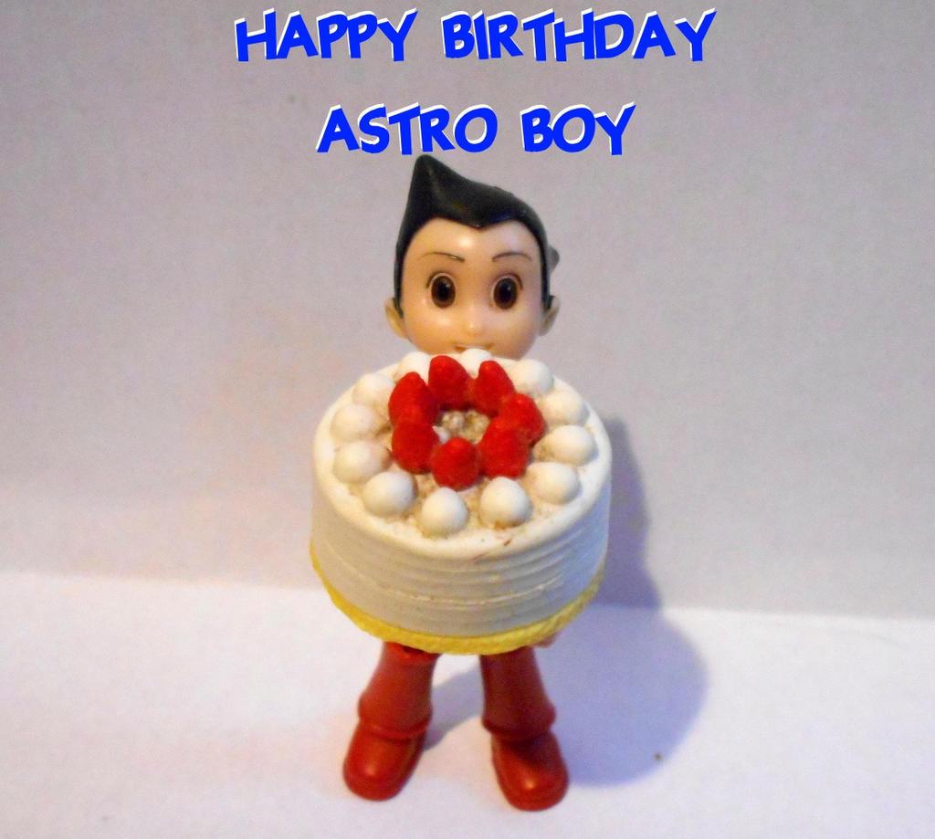 Happy Birthday Astro Boy By Dragonrider1227 On Deviantart