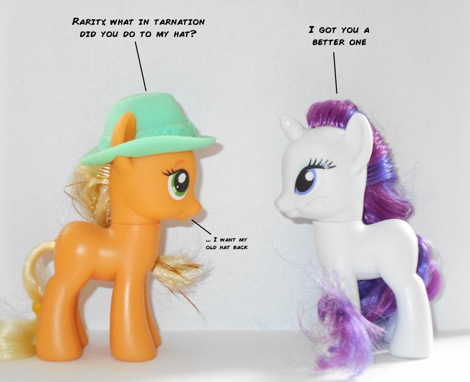 Applejack's hat by Dragonrider1227
