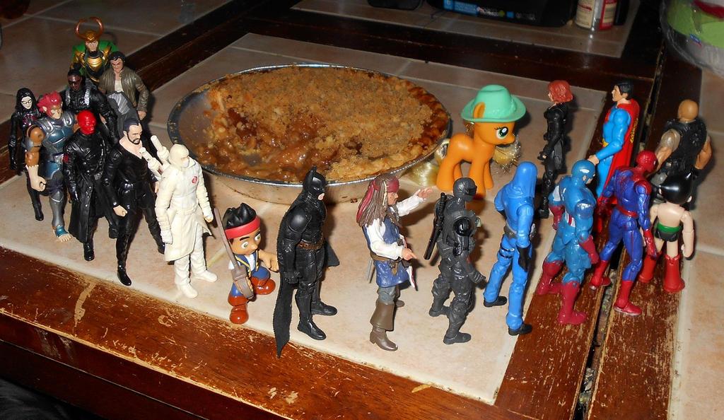 A wonderful day for pie by Dragonrider1227