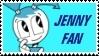 Jenny stamp by Dragonrider1227