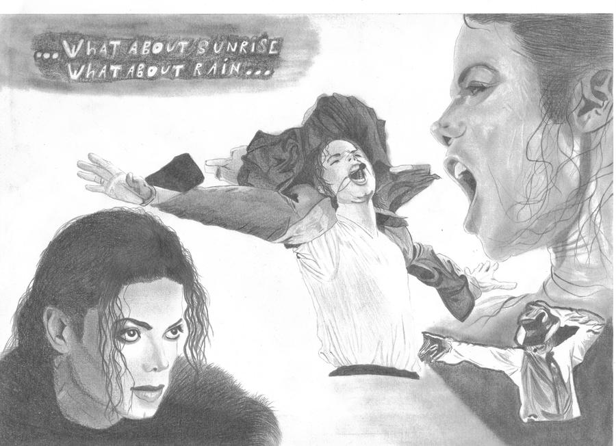 Michael by artistas - Página 2 Michael_Jackson_by_Roman6601