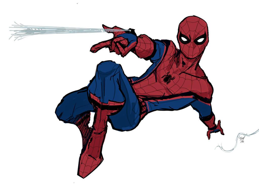 MCU Spider-Man By Sean-Walsh On DeviantArt