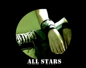 All Stars Button