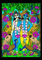 Shri Krishna Balarama by Mohinipriya