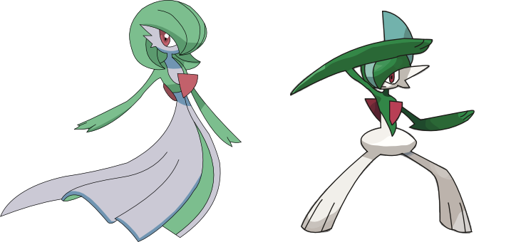 Best Nature Gardevoir