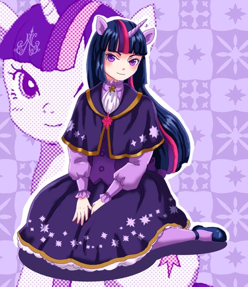 MLP:Twilight Sparkle by NanaHana773