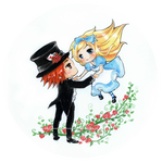 Come with me, Alice!