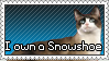 Snowshoe by Eg0caina