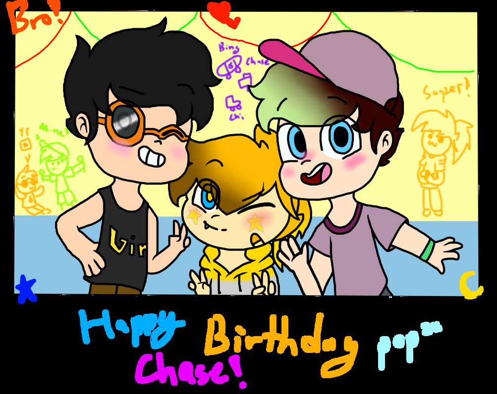 Birthday Chase! by dashthespeedgamer