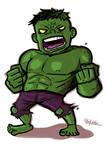 Little : Hulk