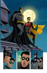 Batman Page 4 Color!