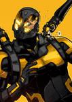 Yellow Jacket Vs Antman