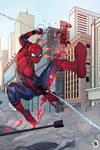 Spider-man Vs Ant-man