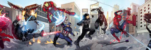 Civil War!!