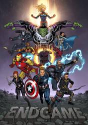 Avengers : Endgame!