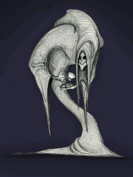 Dream Creature #99: The Eccentric