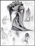 Vasro Sketchdump by EvilSaintGood