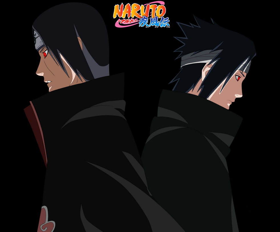 Itachi Vs Sasuke By KuramaNineTails On DeviantArt