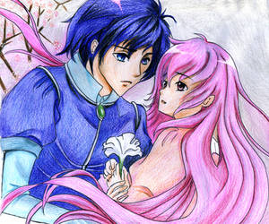 In the Arms of Senpai~!*^_^**^_^* by xXPetunia-I-Luv-UXx