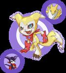 Digimon Fusion: ADOPT!!! Closed