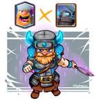 CR  Fusions  Viking (Lumberjack X Mini P.E.K.KA)