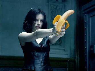 Banana Gun by MeganEBundy
