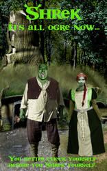 Shrek is love Shrek is Life by MeganEBundy