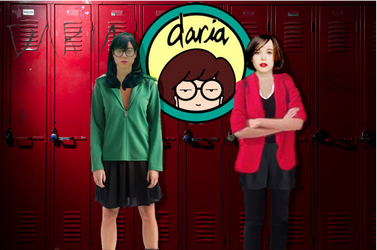 Daria and Jane by MeganEBundy