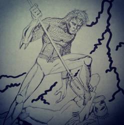 Aquaman by mcircosta87
