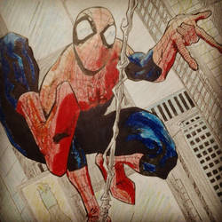 Spidercol by mcircosta87