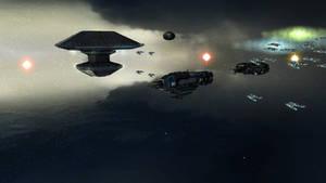 SOASE TEC Fleet and Starbase