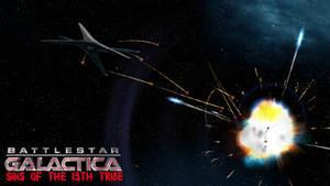 Sot13T - Cylon Basestar Attack