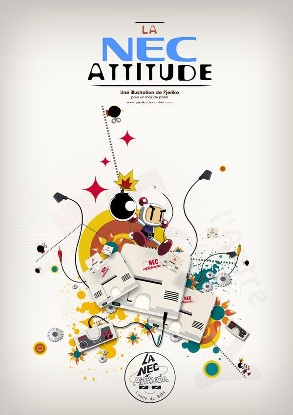 La NEC Attitude by Pjeriko