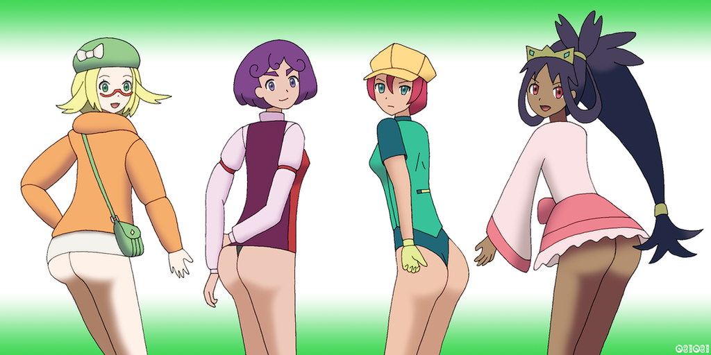 super hot girl pokemon trainers nude