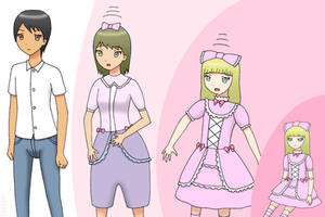 Lolita Doll Transformation by gomyugomyu