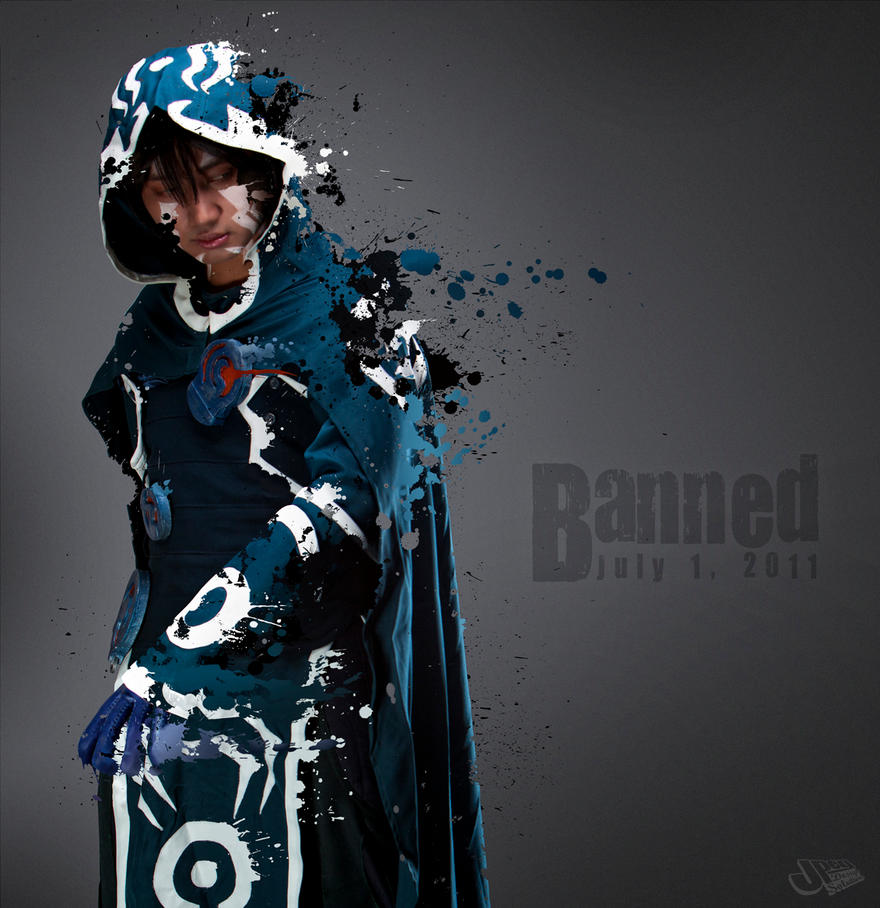 Jace The Mind Sculptor BANNED by 23rdAngel