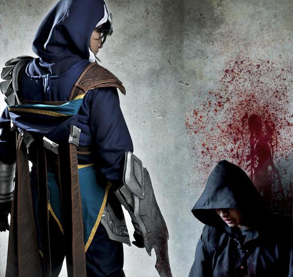 League of Legends, Talon: Mercy by 23rdAngel