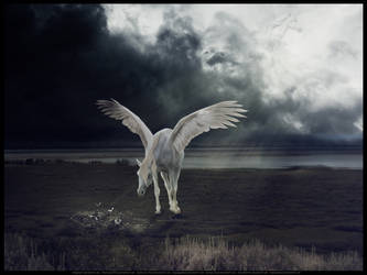 ..at.. dying angel style by brynora