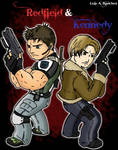 Redfield and Kennedy