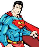 Superman, Man of Steel