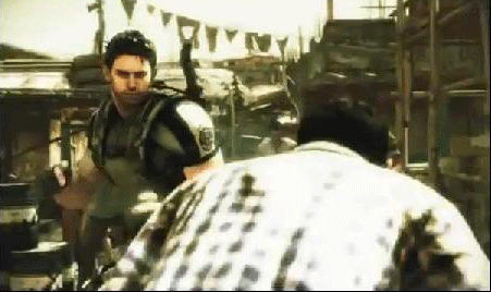 Chris Redfield Gif by redfield37