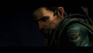 RE6 Chris Redfield screenshot