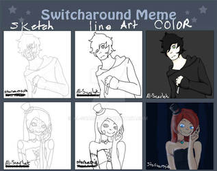Switcharound meme!