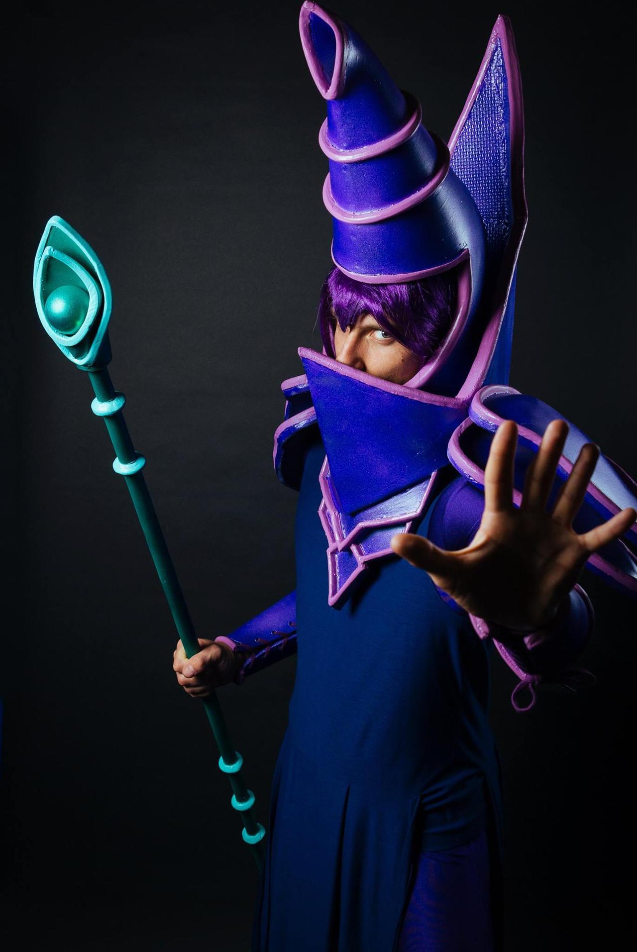 dark magician cosplay yu gi oh by ptrcosplay on deviantart