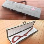 Ryuko's Scissor Blade and Case (Kill la Kill) by PtrCosplay