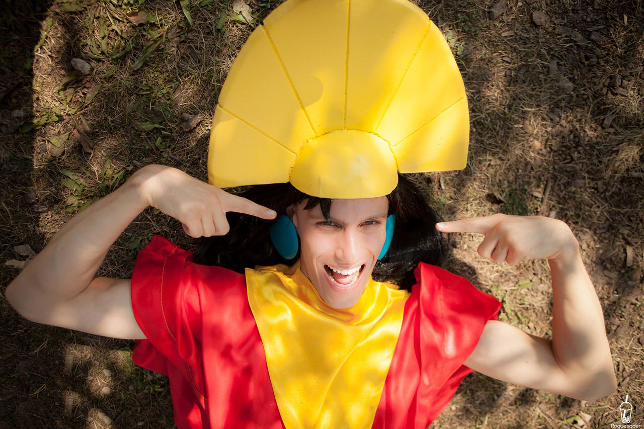 Kuzco Cosplay (The Emperor's New Groove) By PtrCosplay On